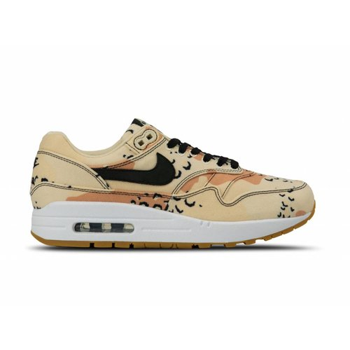 Air Max 1 PRM Beach Black Praline Light Cream 875844 204