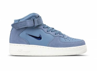 Nike Air Force 1 Mid '07 LV8 Ashen Slate Blue Void 804609 402