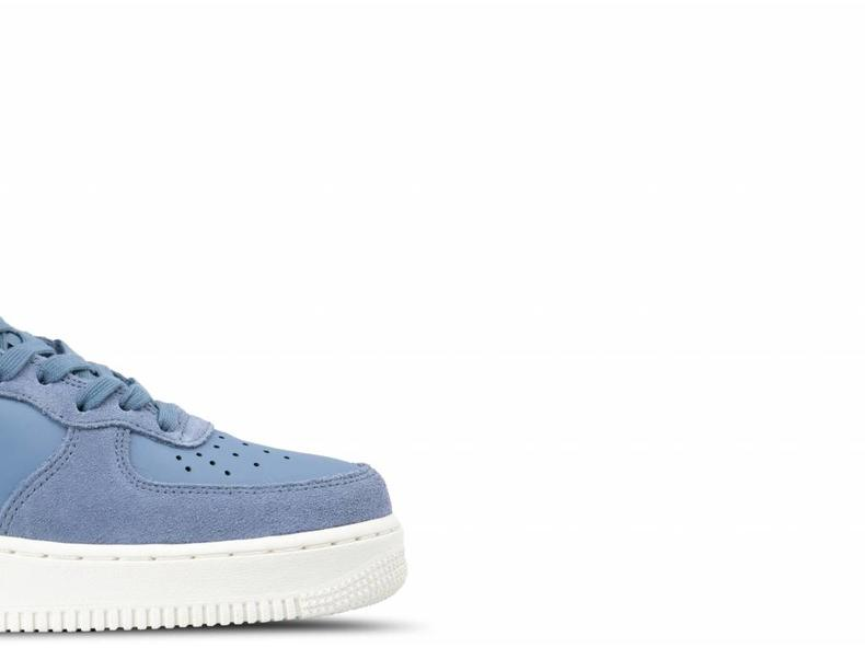 Air Force 1 Mid '07 LV8 Ashen Slate Blue Void 804609 402