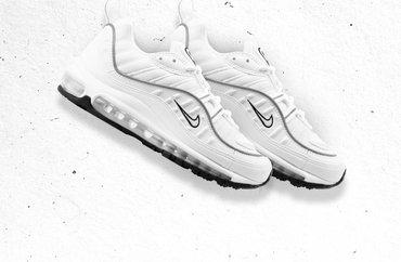 weißen sneakers