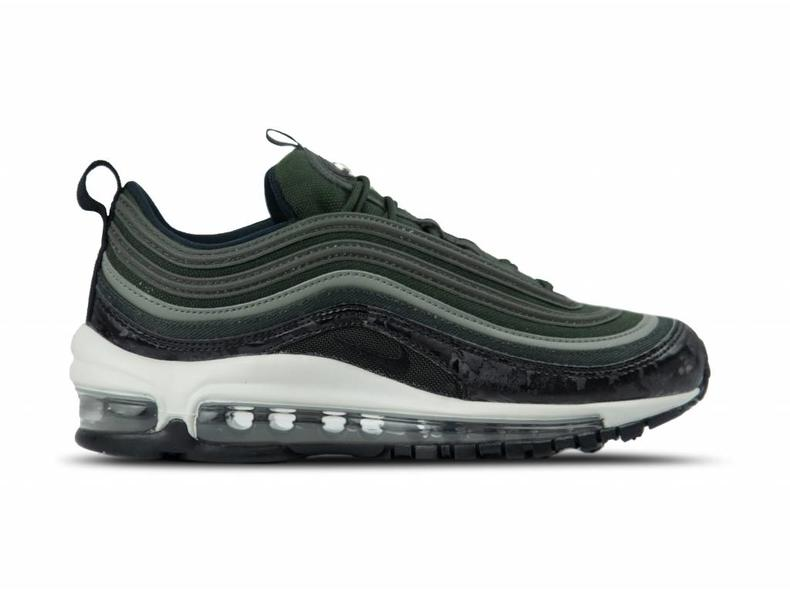 f111489f422d16 Nike W Air Max 97 PRM Sequoia Dark Stucco Light Bone 917646 300 ...