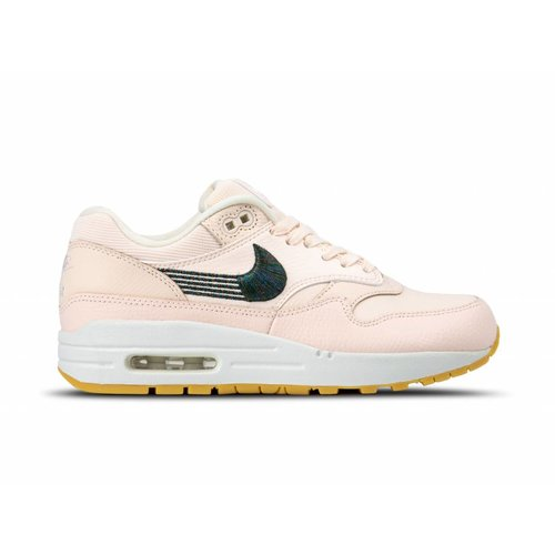WMNS Air Max 1 PRM Guava Ice Guava Ice Gum Yellow 454746 800