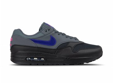 Nike Air Max 1 Dark Grey Fierce Purple Black AR1249 002
