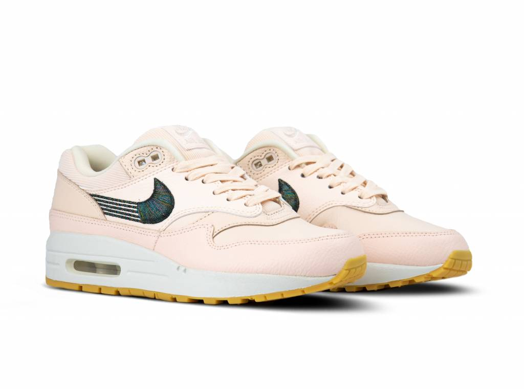 Nike WMNS Air Max 1 PRM Guava Ice Guava Ice Gum Yellow