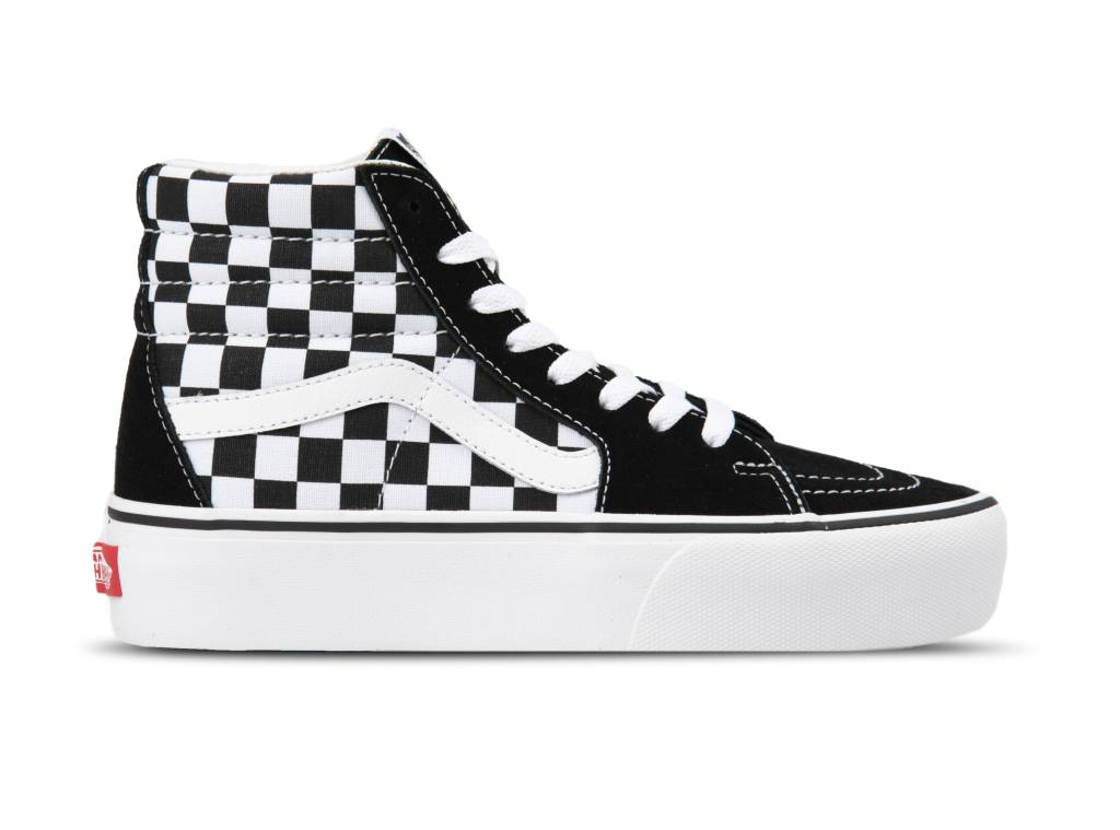 a0dcac065c Sk8 Hi Platform Checkerboard True White VN0A3TKNQXH will be added to your  shopping card