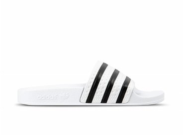 Adidas Adilette White Core Black White 280648