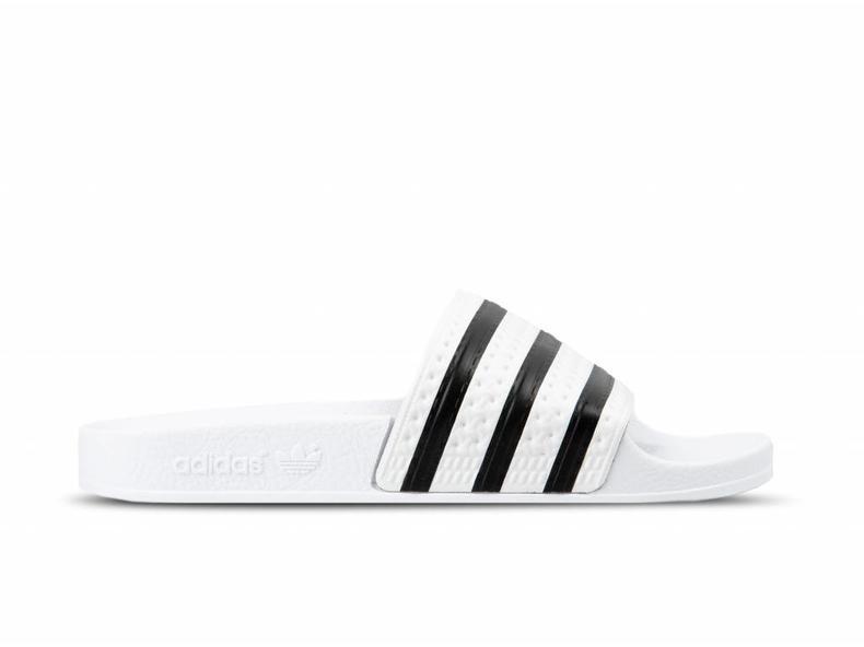 Adilette White Core Black White 280648