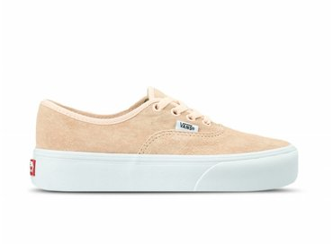 Vans Authentic Platform Pig Suede Pale Dogwood VN0A3AV8S3M
