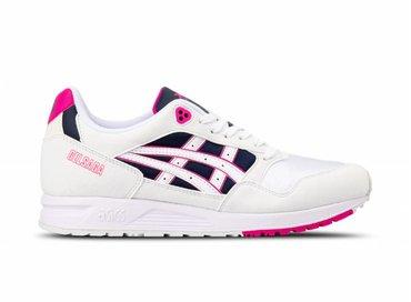 ASICS Gel Saga White Pink Glo 1193AO71 104