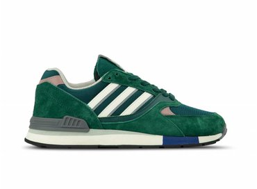Adidas Quesence Collegiate Green Nobel Green Chalk White B37851