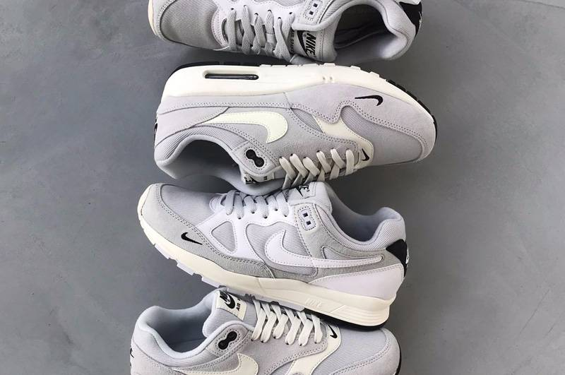 Nike Air Max 1 & Air Span II 'Mini Swoosh pack'