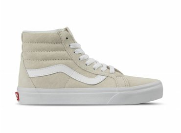 Vans Sk8 Hi Reissue Pig Suede Moonbeam True White VN0A2XSBU5L