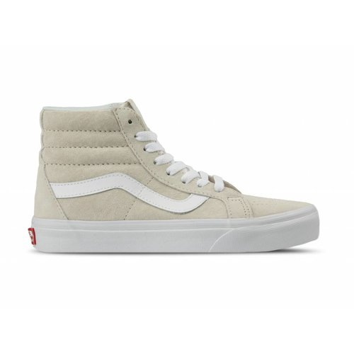 Sk8 Hi Reissue Pig Suede Moonbeam True White VN0A2XSBU5L