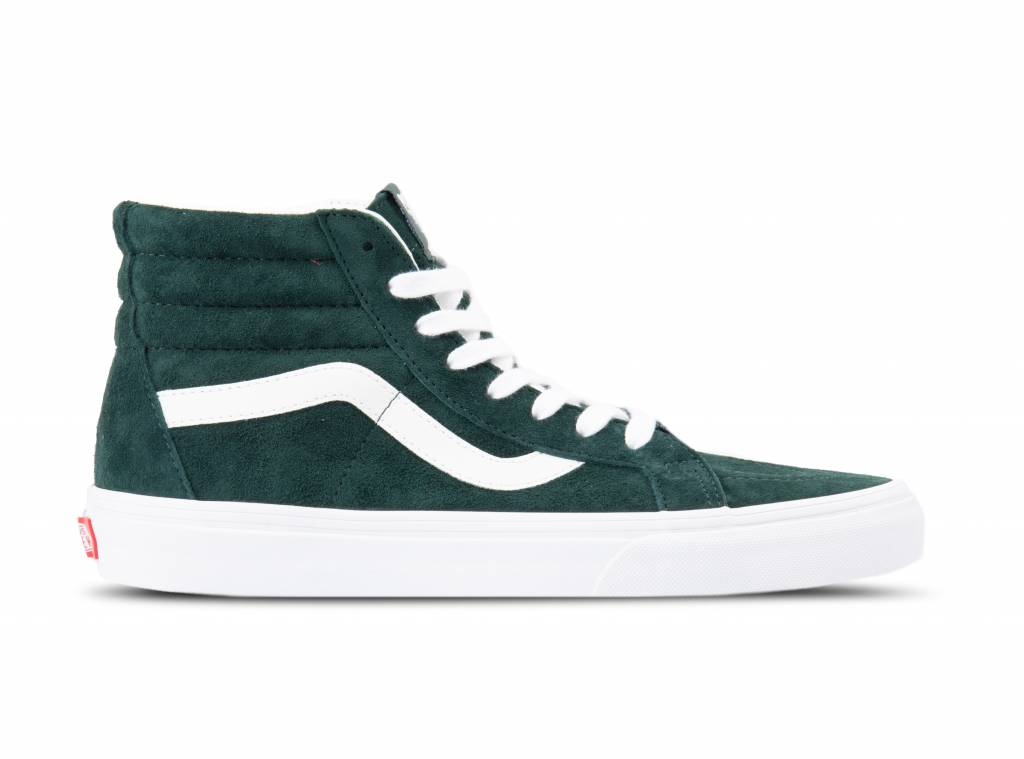 198d528ee5048c SK8 Hi Reissue Pig Suede Darkest Spruc VN0A2XSBU5J will be added to your  shopping card