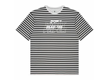 Daily Paper Doam Black White Stripe 18F1TS22