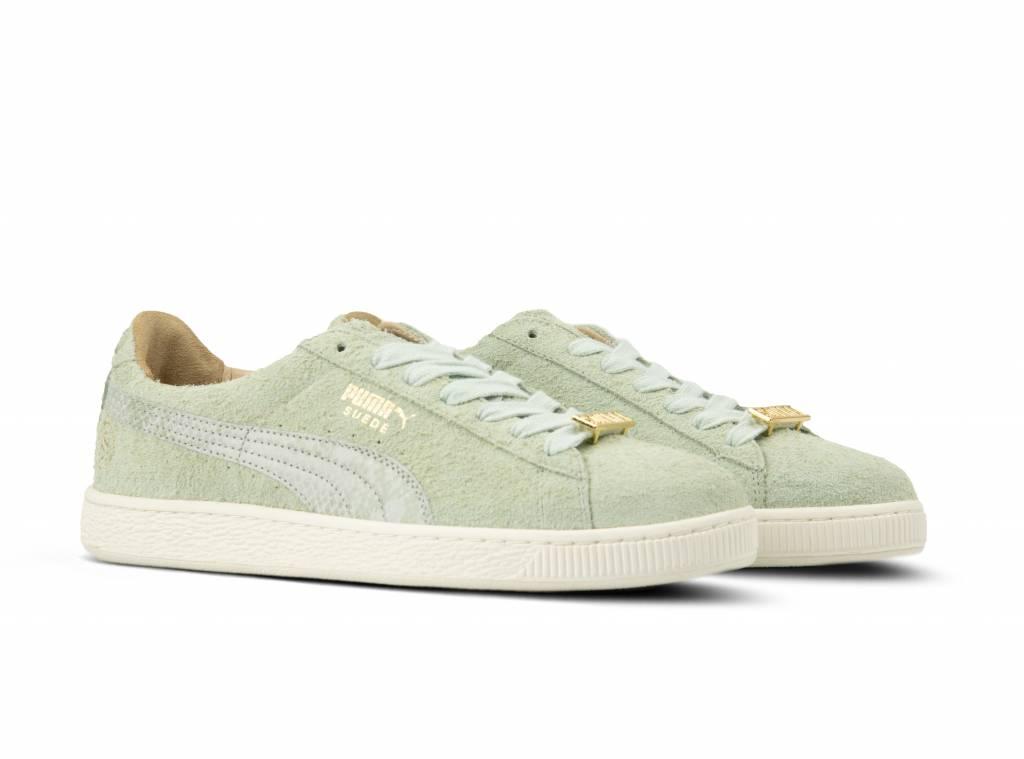 hübsch und bunt ankommen Großhandelspreis 2019 Suede Classic x Sonra Green Lily Green Lily 366330 01 ...