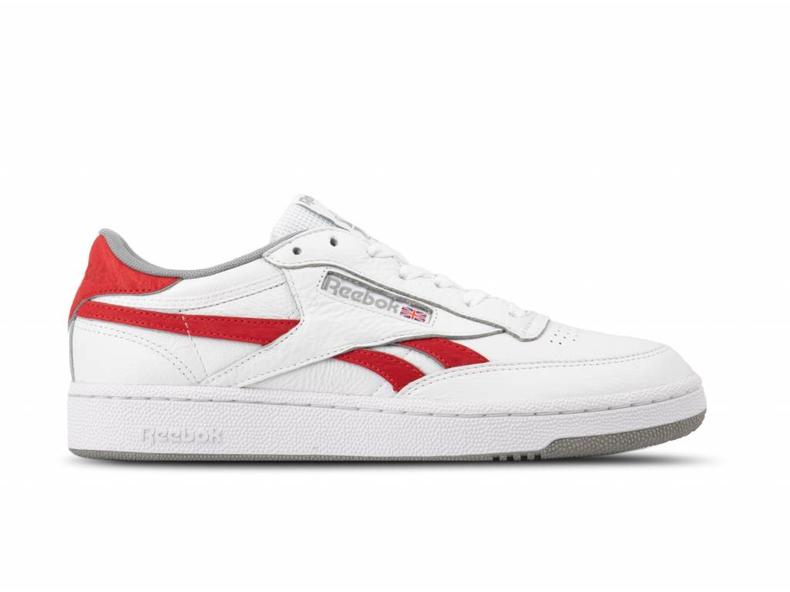 d40328b2f92 Reebok Revenge Plus Mu M White Primal Red Tin Grey CN3396