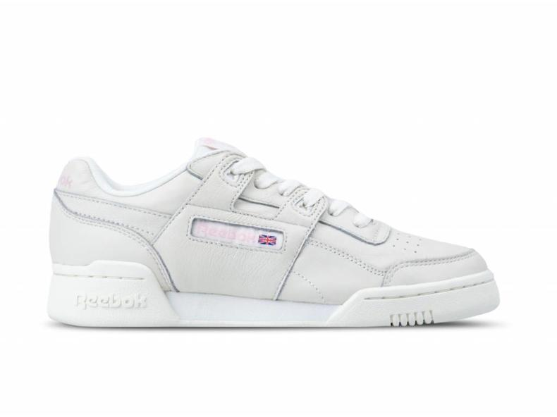 Workout Lo Plus White Practical Pink CN4610