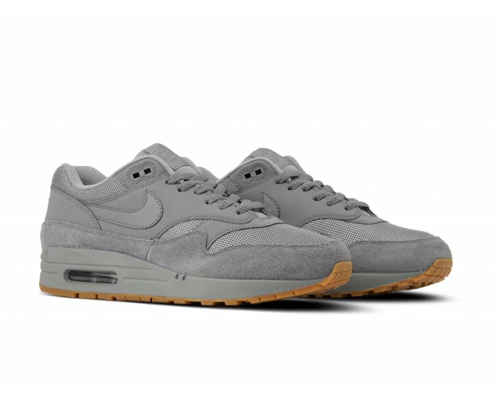 Nike Schuhe Air Max 1 AH8145 005 Cool GreyCool GreyCool Grey
