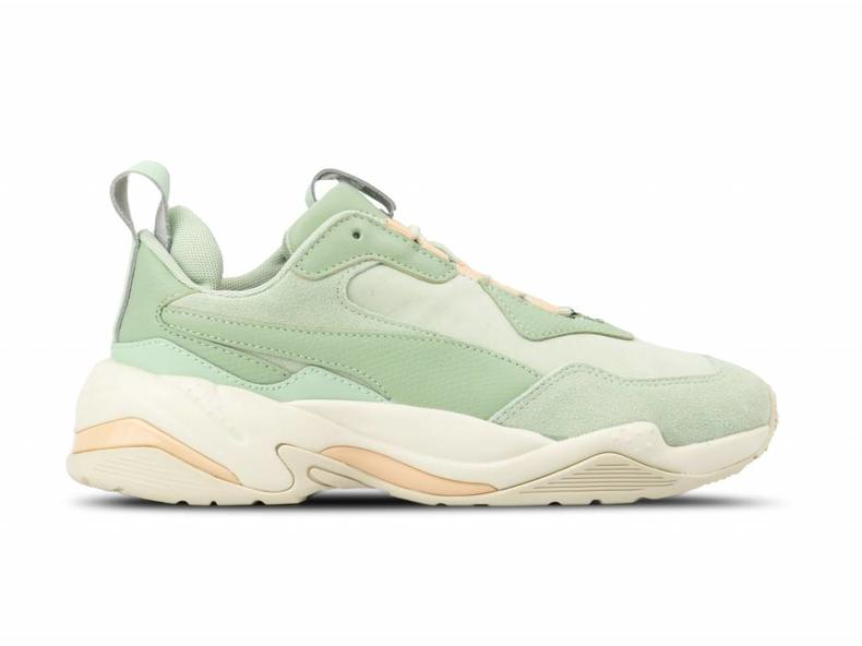 af68383a87c1 Puma Thunder Desert Smoke Green Silver Green 368024 0002