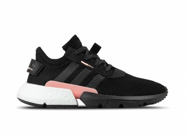 Adidas POD S3 1 Core Black Core Black Clear Orange B37447