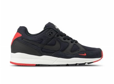 Nike Air Span II SE Oil Grey Black University Red Sail AQ3120 002
