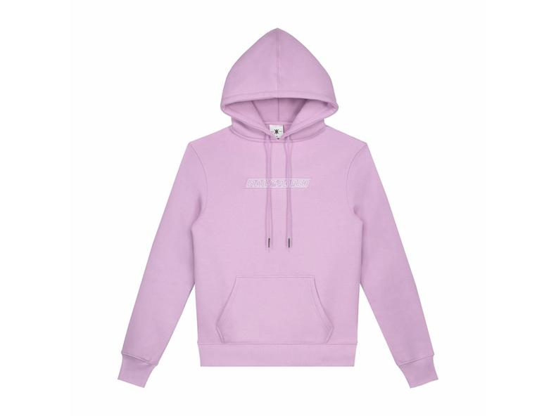 Copatch Hoodie Baby Lila 18S1SW15L