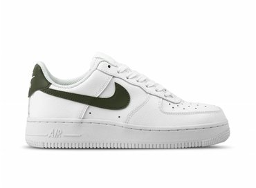 Nike WMNS Air Force 1 '07 White Medium Olive Blanc Olive Moyen AV5190 100
