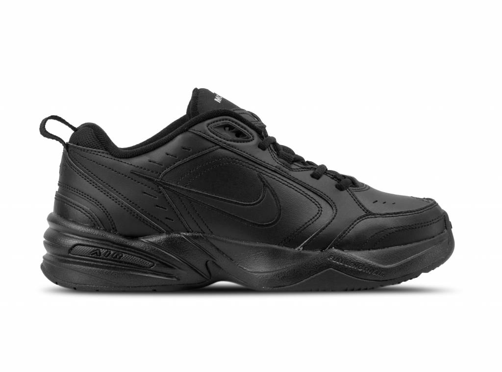 Nike Air Monarch IV Black Black 415445 001 | Bruut Online