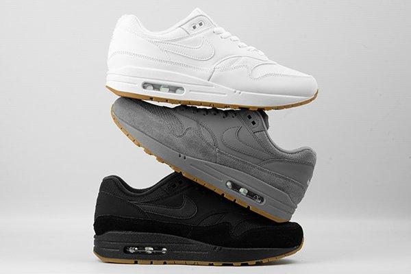 Nike Air Max 1 'Gum Sole' Pack & Nike Air Max 90 1 Hybrid