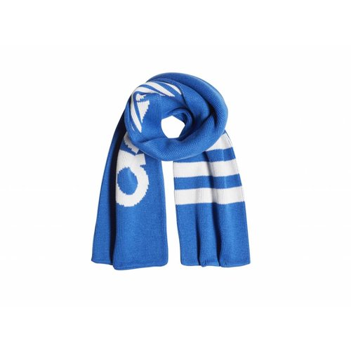 Scarf Blue White D98959