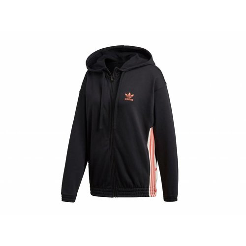 Zip Hoodie Black DH4665