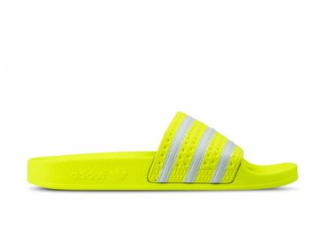 Adidas Adilette Semi Frozen Yellow Footwear White Semi Frozen Yellow B37672