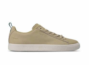 Puma x Big Sean Clyde Pale Khaki 367411 01