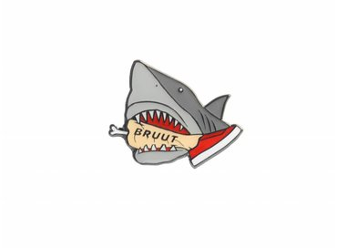 Bruut The Meg Pin
