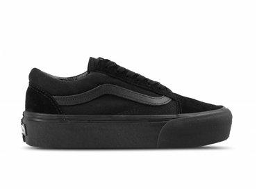 Vans Old Skool Platform  Black Black VN0A3B3UBKA