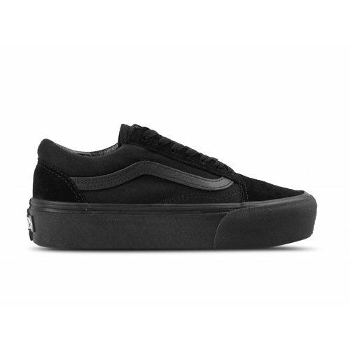 Old Skool Platform  Black Black VN0A3B3UBKA