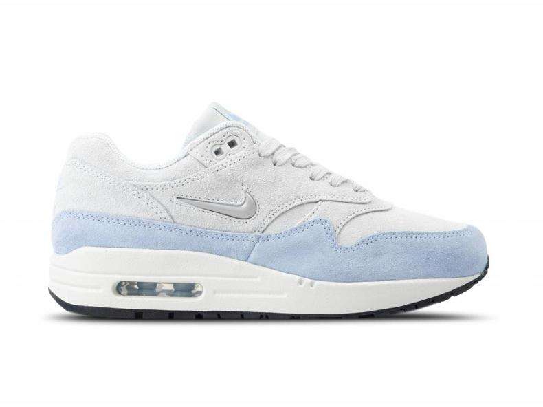 timeless design 85312 5287f W Nike Air Max 1 Premium SC Pure Platinum Metallic Platinum AA0512 004