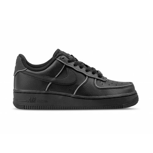 W Air Force 1 LO Black Black White AT0073 001