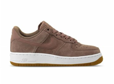 Nike W Air Force 1 '07 Smokey Mauve White  AV5191 200