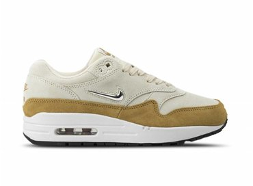 Nike W Nike Air Max 1 Premium SC Beach Metallic Gold Grain AA0512 200