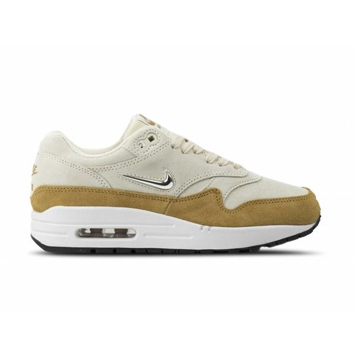 W Nike Air Max 1 Premium SC Beach Metallic Gold Grain AA0512 200