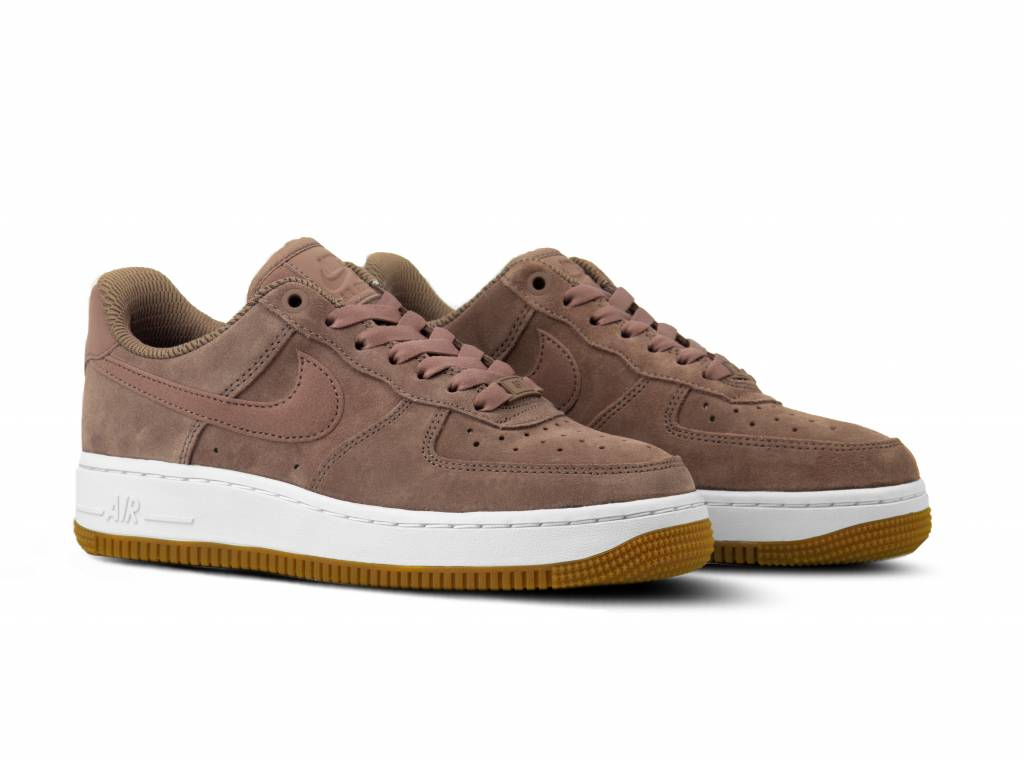 Nike W Air Force 1 '07 Smokey Mauve White AV5191 200 | Bruut