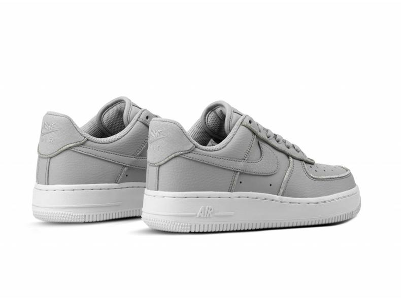 daacc93d2a1d Nike W Air Force 1 LO Wolf Grey Wolf Grey White AT0073 002