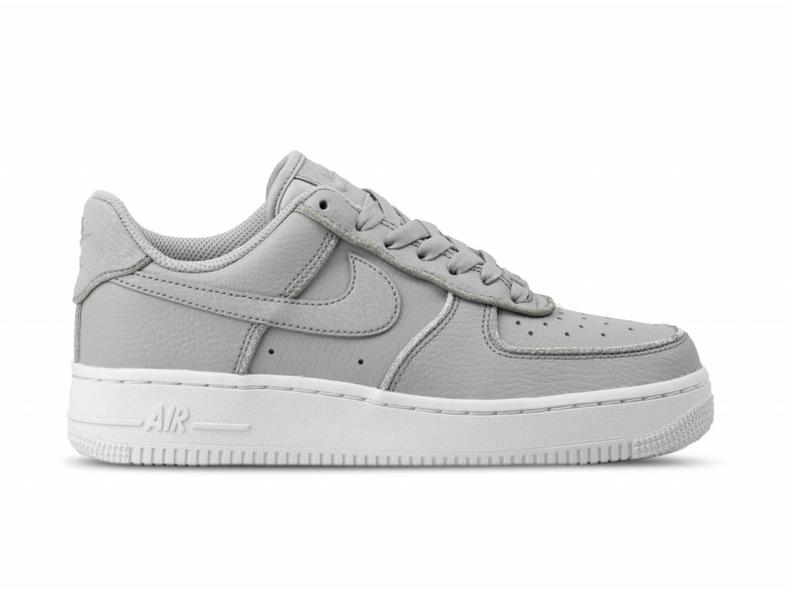 b20e4628cdae Nike W Air Force 1 LO Wolf Grey Wolf Grey White AT0073 002