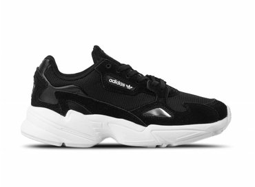 Adidas Falcon Core Black White B28129