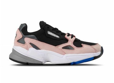 Adidas Falcon Core Black Core Black Light Pink B28126