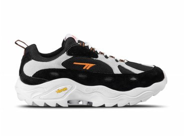 Hi Tec HTS Flash ADV Black White Neon Orange 006915 021 01