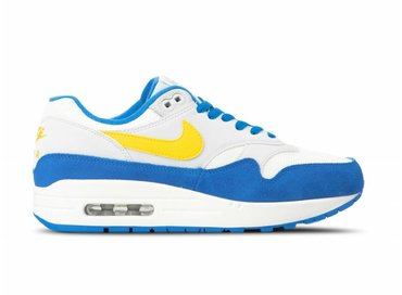 Nike Air Max 1 Sail Amarillo Pure Platinum AH8145 108