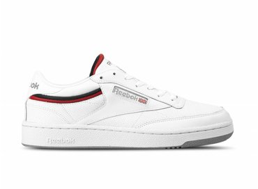 Reebok Club C 85 MU White Navy Red Shadow CN3761